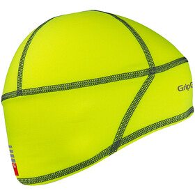 GripGrab Lightweight Thermal Hi-Vis Skull Cap, fluo yellow